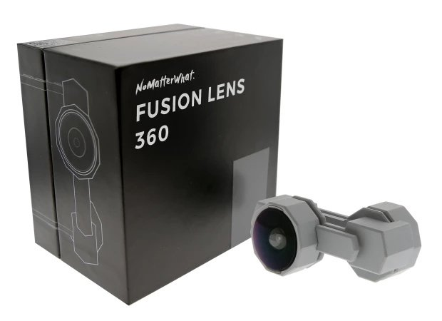 Fusion Lens iPhone 360度全景鏡頭 [2色]