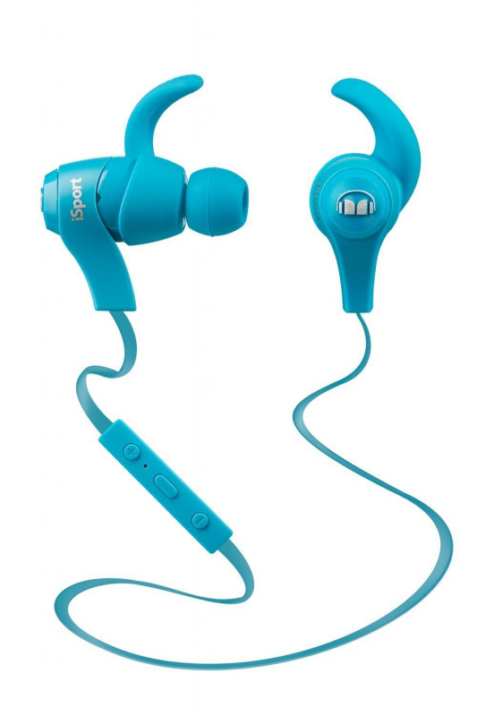 Monster iSport 入耳式藍牙耳機