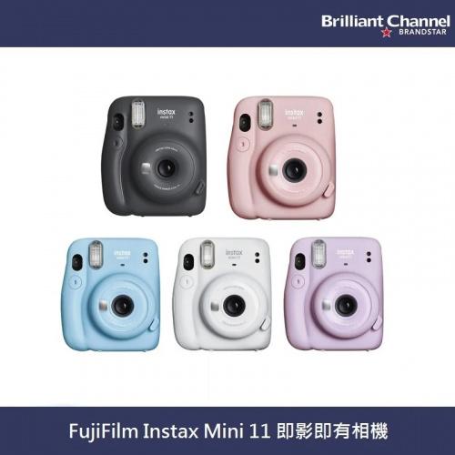 FujiFilm Instax Mini 11 即影即有相機 [4色]