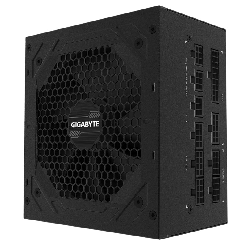 GIGABYTE 1000W 電源供應器 P1000GM