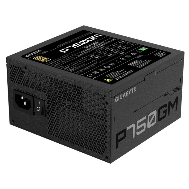 GIGABYTE P750W 電源供應器 P750GM