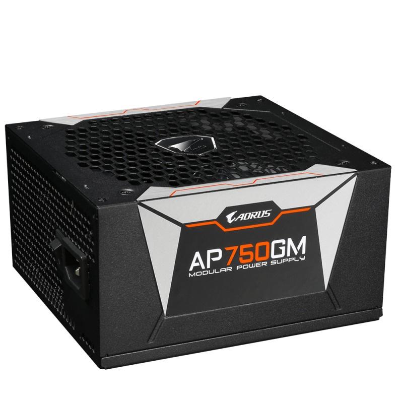 GIGABYTE AORUS P750W 80+ GOLD Modular 電源供應器 [AP750GM]
