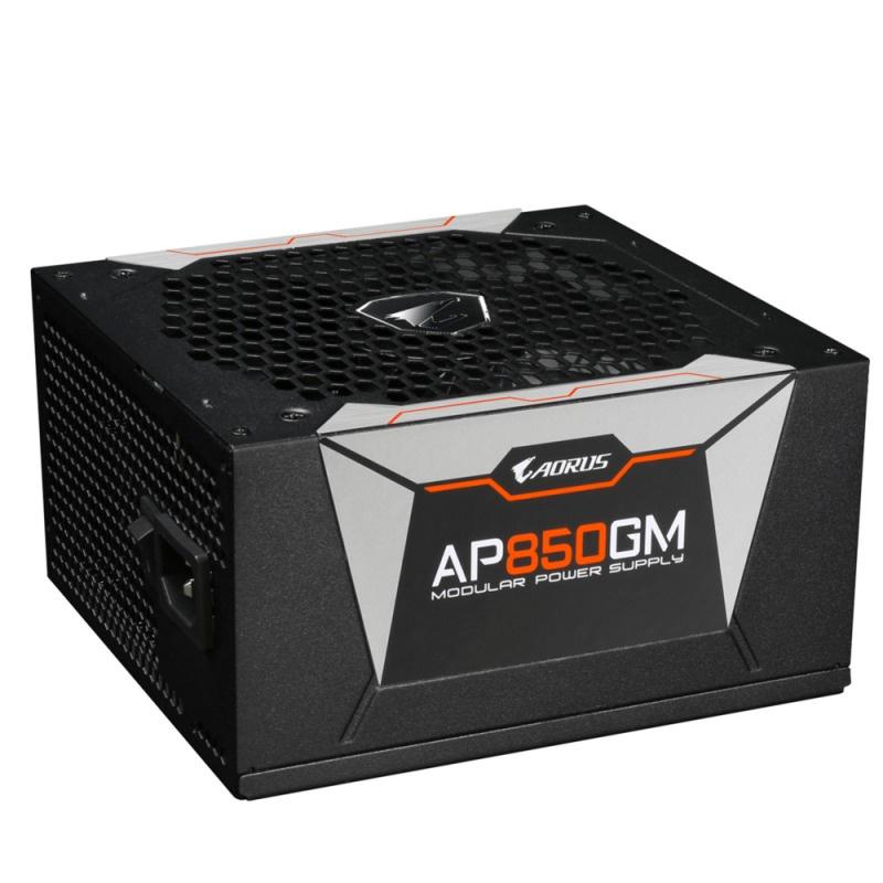 GIGABYTE AORUS P850W 80+ GOLD Modular 電源供應器 AP850GM
