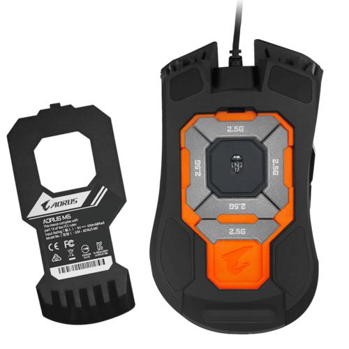 GIGABYTE AORUS M5 電競滑鼠
