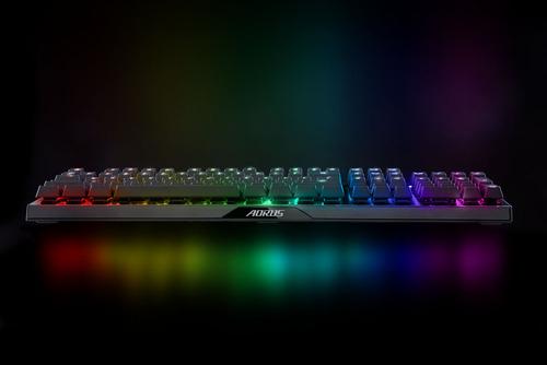 GIGABYTE AORUS K9 電競鍵盤 [光軸]
