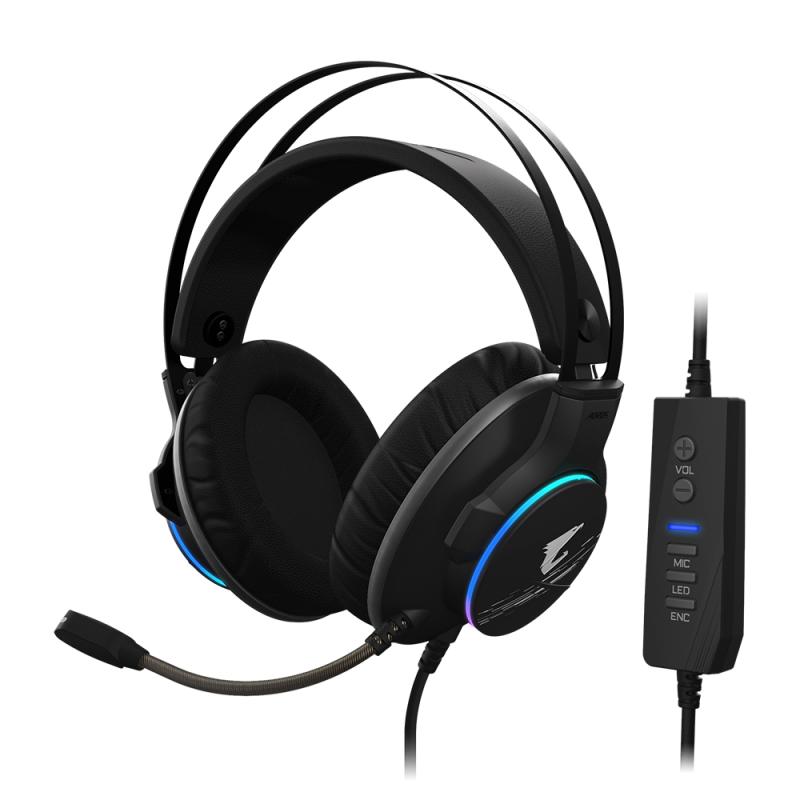GIGABYTE AORUS H1 7.1電競耳機