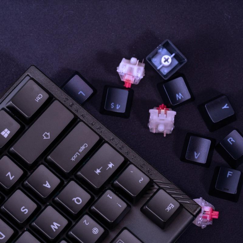 GIGABYTE AORUS K1 電競鍵盤 [紅軸]