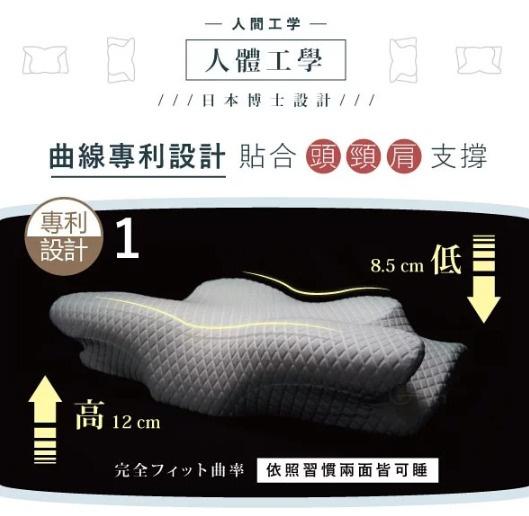 殿堂の夢枕 - [附送枕頭套1個]【恒生限定】