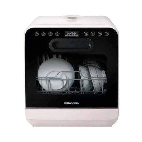 樂信 Rasonic RDW-J6P 座檯式洗碗碟機[白色]