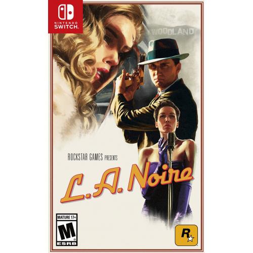 Nintendo Switch L. A. Noire
