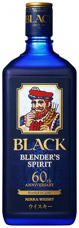 Nikka Black Blender's Spirit 60th Anniversary 威士忌 700mL