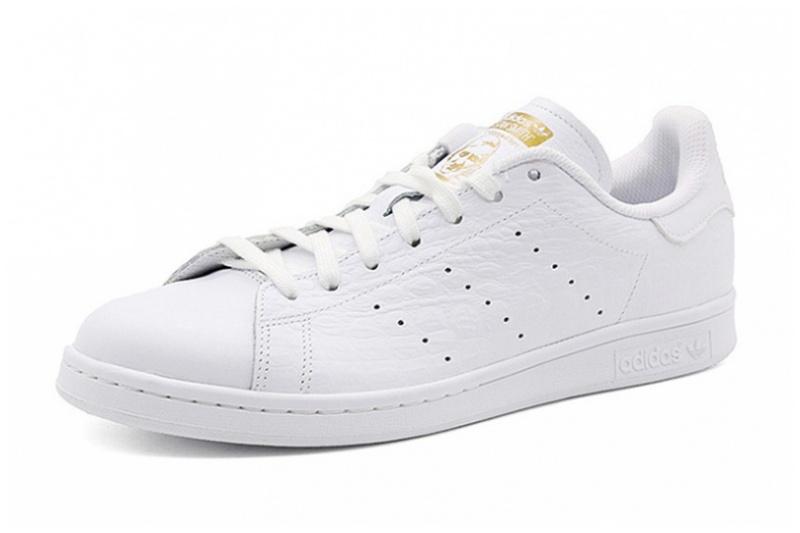 Adidas Originals Stan Smith 女裝鞋 [金色]