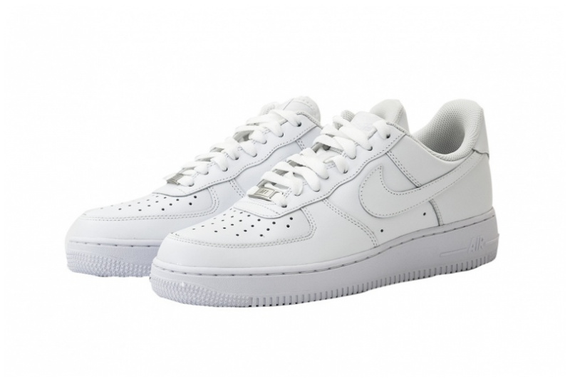 Nike WMNS Air Force One 女裝鞋 [白色]