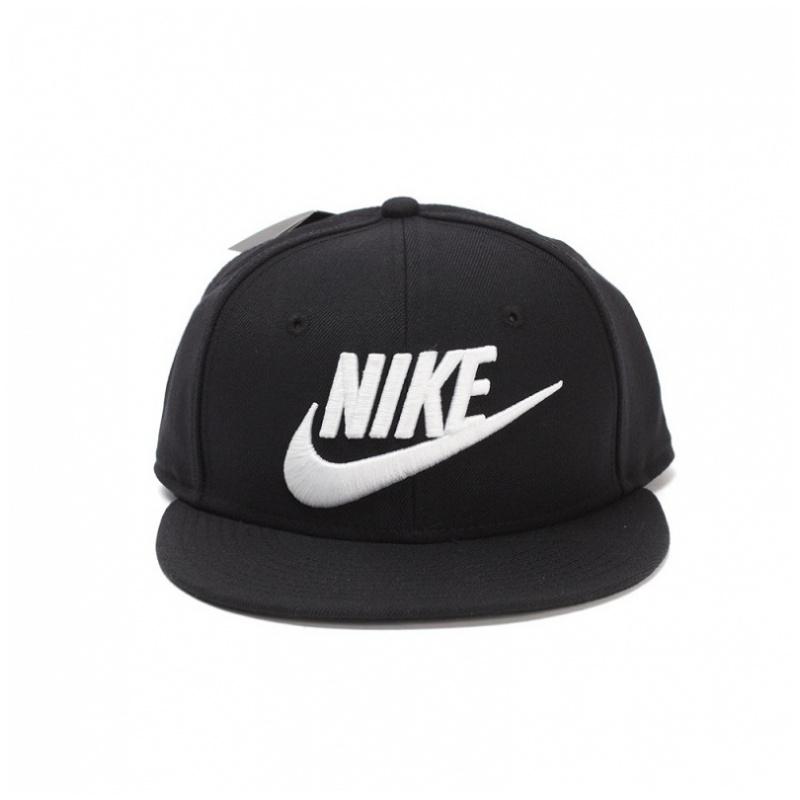 Nike Snapback 棒球帽 [黑色]