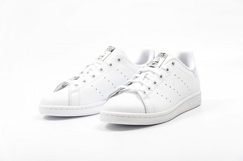 Adidas Stan Smith 女裝鞋 [彩色標籤]