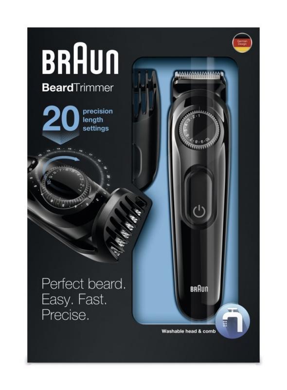 Braun BT3020 🇯🇵日本直送💥  (胡鬚造型-剪髮器)