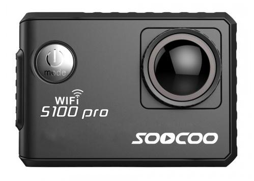 Soocoo S100Pro 4K24FPS 運動相機 [2色]