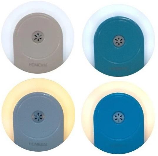 HOME@dd® LED節能小夜燈 [4色]