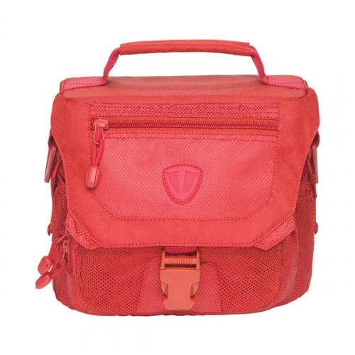 Tenba Vector Shoulder Bag Cadmium Red M 戶外相機袋 (637-264)