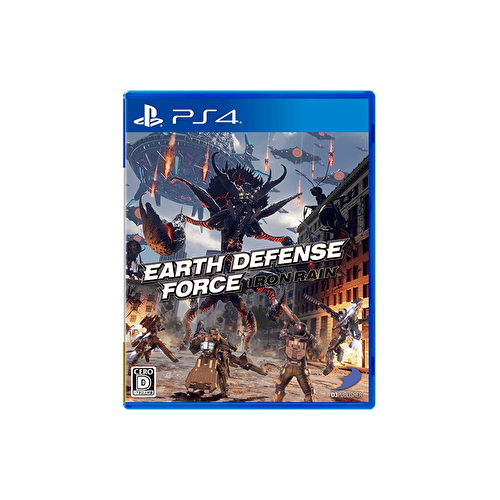 PS4 地球防衛軍:槍林彈雨 Iron Rain