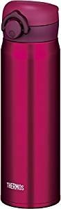 Thermos JNR-500 不銹鋼真空保溫瓶 500mL [5色]