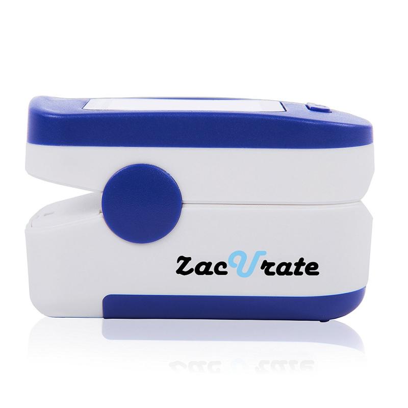 🇺🇸美國直送🔥 Zacurate 500BL Blood Oxygen 血氧飽和儀測量器 (可檢測肺炎中含氧氣指數)