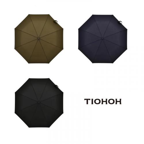 Tiohoh T3 滴水不沾 新版自動摺疊雨傘【家電家品節】