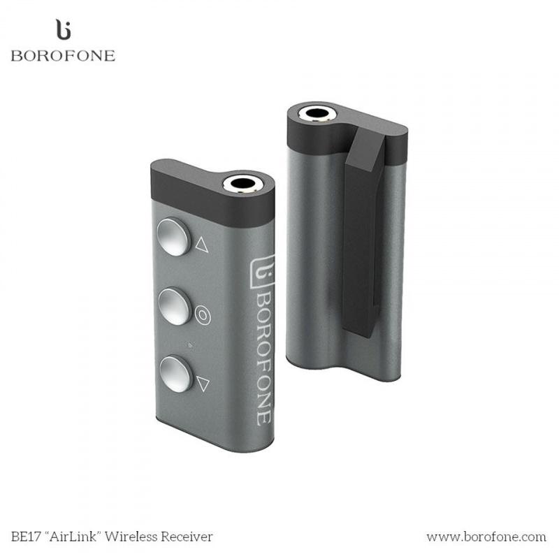 Borofone BE17 藍牙轉接器