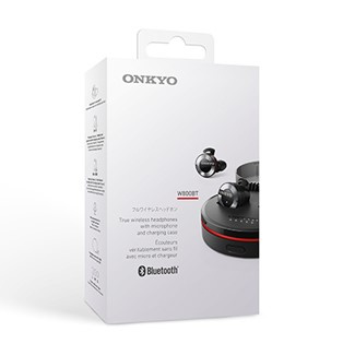 Onkyo W800BT 真無線藍牙耳機