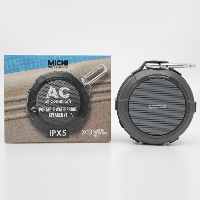 Michi All Condition Speaker V1 防水藍牙喇叭