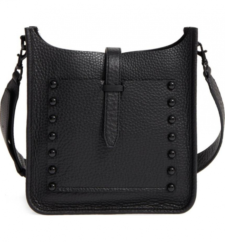 Rebecca Minkoff Small Unlined Feed Bag 女裝斜揹袋 (HSP7EUWX92-001)
