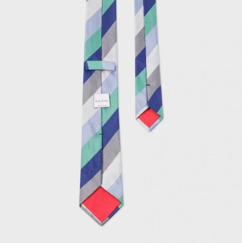 Paul Smith 斜紋領帶 [2色]