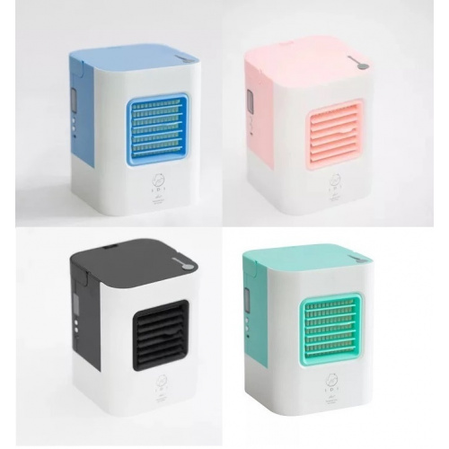 IDI Plus+ 第二代及三代微型隨身冷風機