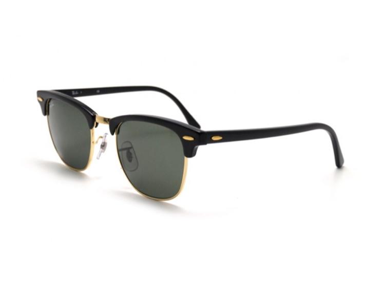 Ray-Ban RB3016 Clubmaster Classic-W0365 太陽眼鏡 [2尺寸]