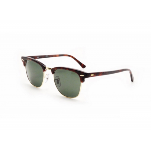 Ray-Ban RB3016 Clubmaster Classic-W0366 太陽眼鏡[2尺寸]