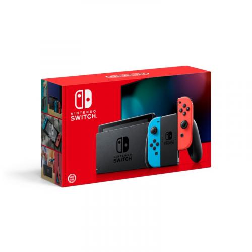 Nintendo Switch 遊戲主機 (電池持續時間加長型號)