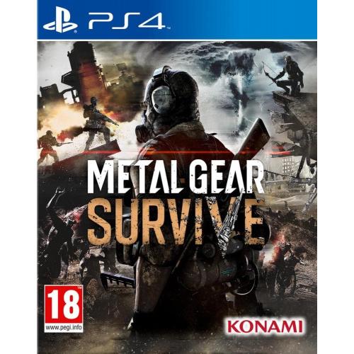 PS4 Metal Gear Survive 中文版【家電家品節】