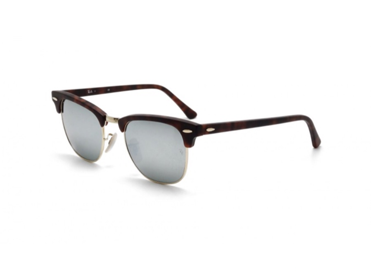 Ray-Ban RB3016 Clubmaster Flash Lenses-114530 太陽眼鏡