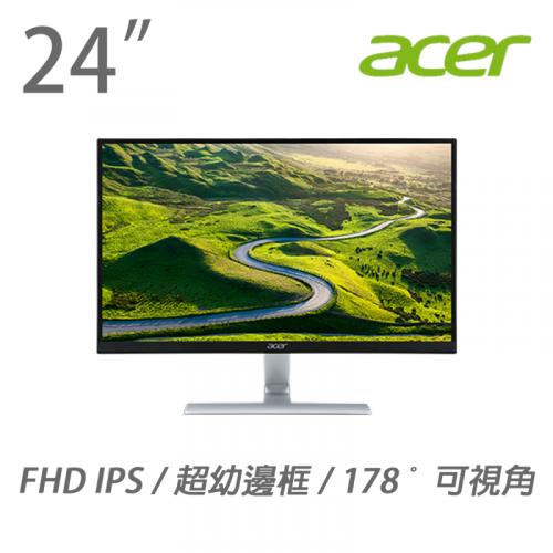 "Acer Bbmix 24"" FHD IPS 顯示器 [RT240Y]【會員限定】"