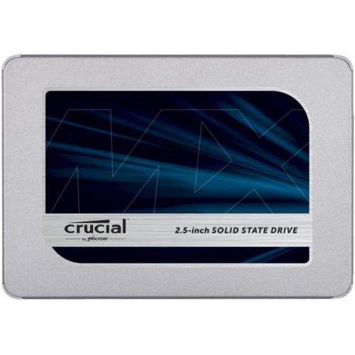 """Crucial MX500 500GB 3D NAND SATA 2.5"""" SSD ( CT500MX500SSD1 )【會員限定】"""