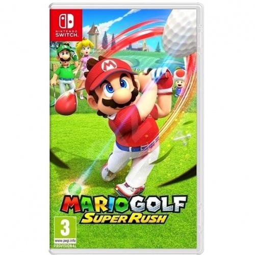 Switch - Mario Golf: Super Rush 瑪利歐高爾夫 超級衝衝衝 [中文版]