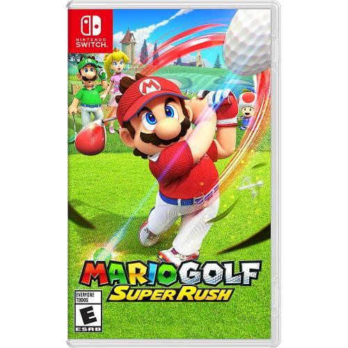 [預訂] NS - Mario Golf: Super Rush 瑪利歐高爾夫 超級衝衝衝
