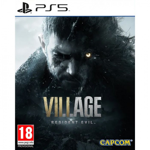 PS5 惡靈古堡 8:村莊 Resident Evil Village