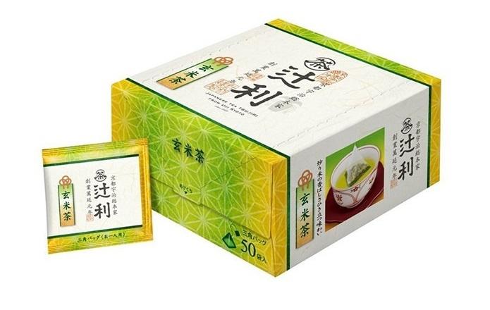 辻利茶舗 茶包或茶粉 [4款]