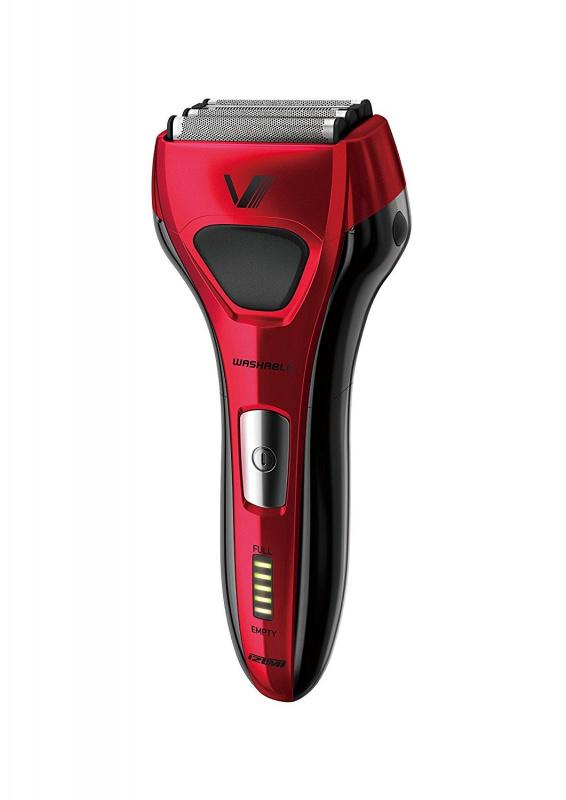 日本直送 Izumi 4刀頭 S-DRIVE IZF-V557-R 電動剃鬍刀