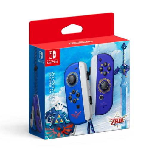 Nintendo Switch Joy-Con(L)/(R) 薩爾達傳說 御天之劍 Edition