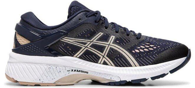 Womens Asics Gel Kayano 26 Wide 'Midnight Frosted Almond'女子 WMNS跑步鞋/運動鞋 (1012A459-400) 海外預訂