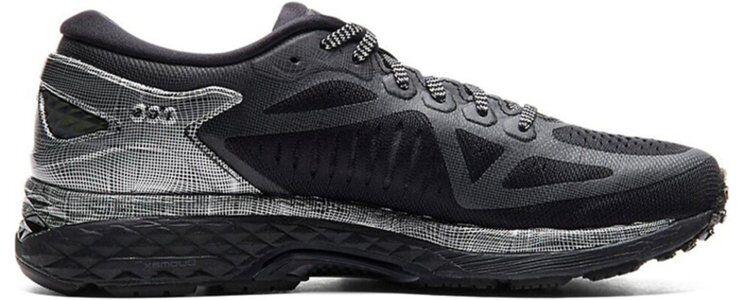 Womens Asics Metarun 'Black Silver' Black/Silver女子 WMNS跑步鞋/運動鞋 (1012A513-001) 海外預訂