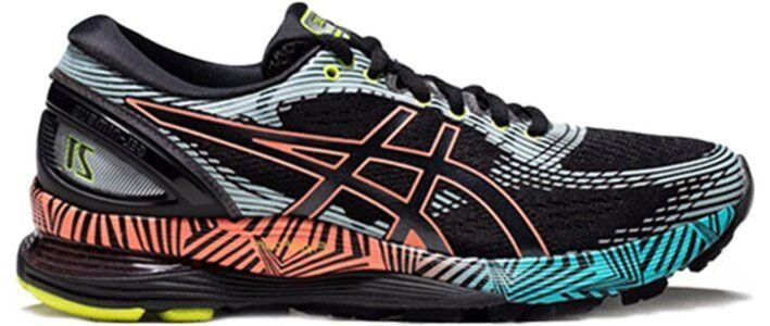 Womens Asics Gel Nimbus 21 'Hyper Flash - Black' Black/Sun Coral女子 WMNS跑步鞋/運動鞋 (1012A540-001) 海外預訂