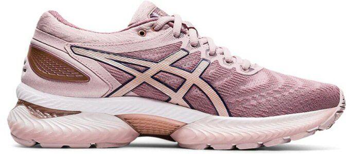 Womens Asics Gel Nimbus 22 Wide 'Watershed Rose' Watershed Rose/Rose Gold女子 WMNS跑步鞋/運動鞋 (1012A586-702) 海外預訂